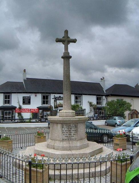 St Keverne Cross