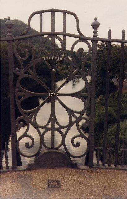 Iron Bridge Detail