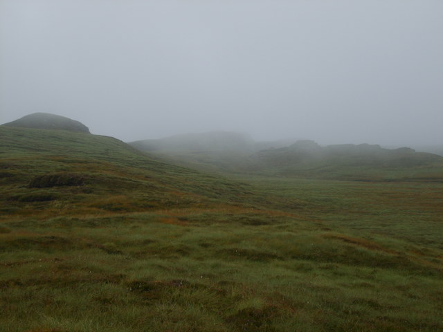 The misty moors
