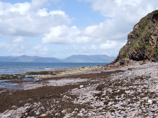 Beach at Coolnaharagill Upper, Kerry