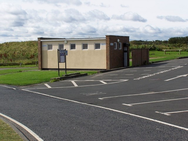 Public Toilets - St Mary's Island Car Park