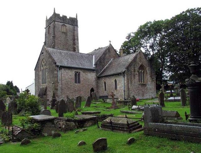 S John the Baptist, Llanblethian, Glamorgan, Wales