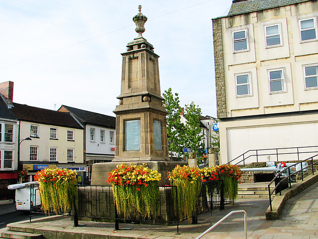 Chepstow - War Memorial