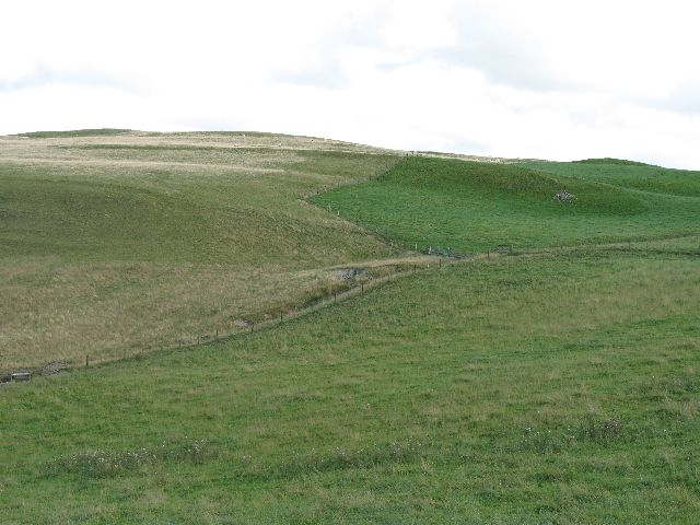 Whitcastle Hill