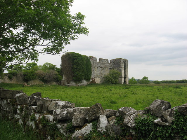Rathcline Castle, Lanesborough, Co. Longford