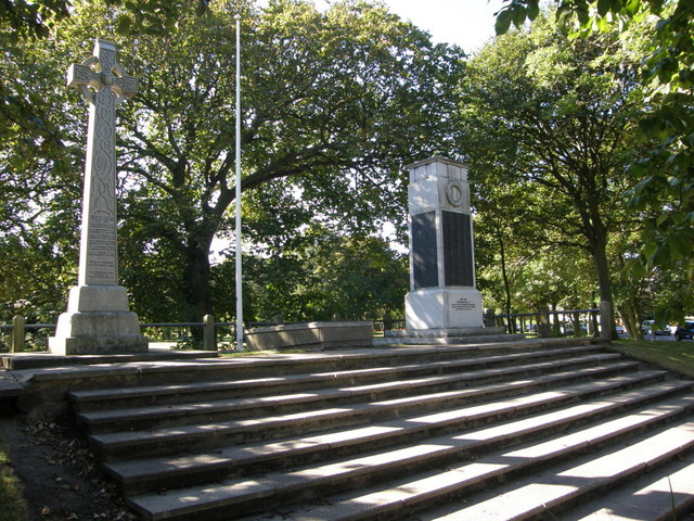 Boer War Memorial, Ridley Park