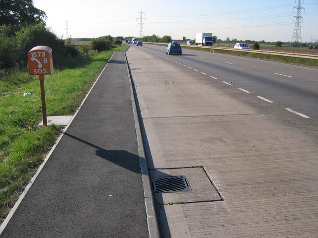 Lay-by On The A180