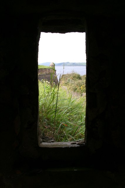 View from Duncannon Fort
