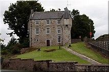 W9698 : R.I.C. Barracks by Paul O'Farrell