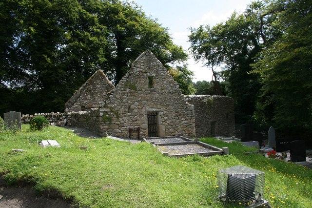 Saint Mullins oratory