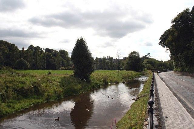 Canal at Lismore