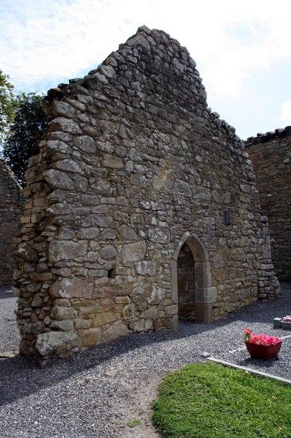 Saint Mullins Monastery