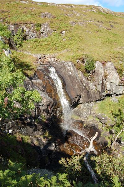 Waterfall, Allt Ohirnie