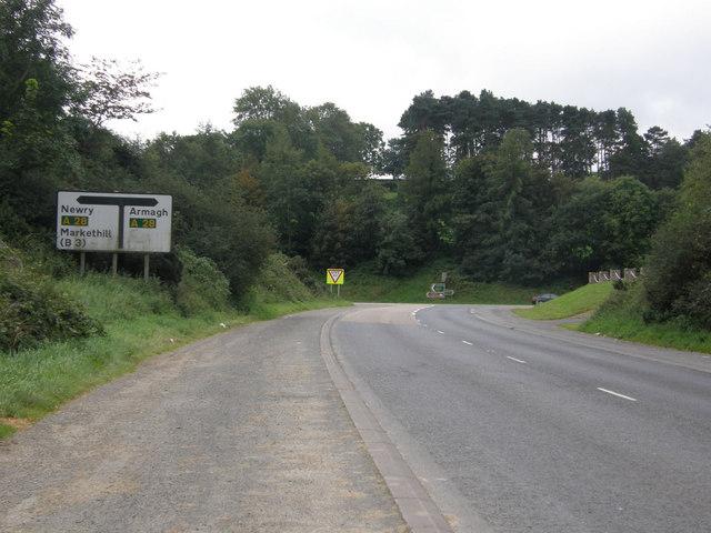 Mullaghbrack Road