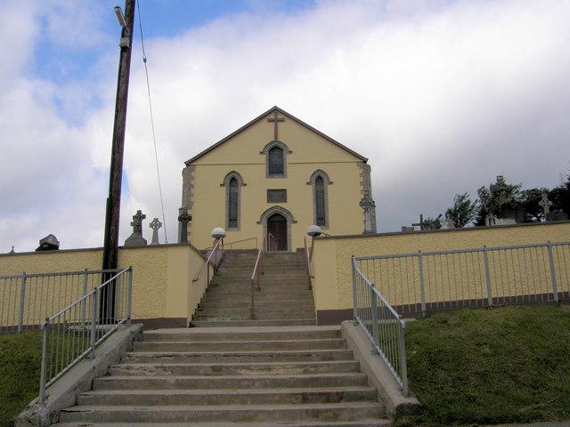 Saint Michael's Chapel,  Newtownhamilton.