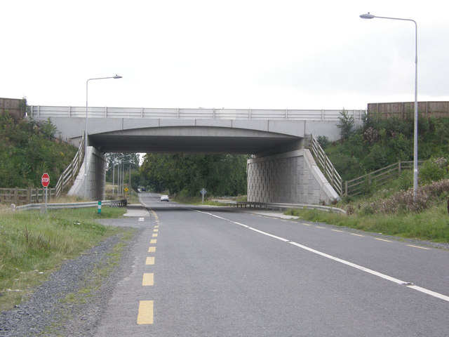 Motorway bridge (M1)