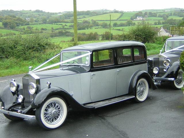 H9224 wedding cars south of newtownhamilton