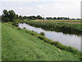 TL3390 : Old course of the River Nene, Benwick, Cambs by Rodney Burton