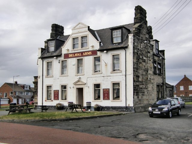 Delaval Arms, Old Hartley