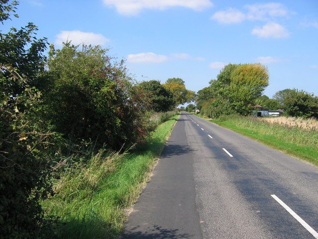 Road To South Somercotes