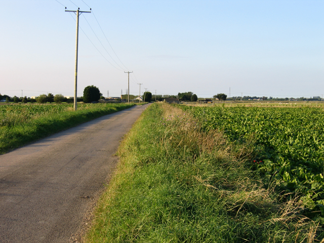 Cross Road, Burrow Moor, March, Cambs