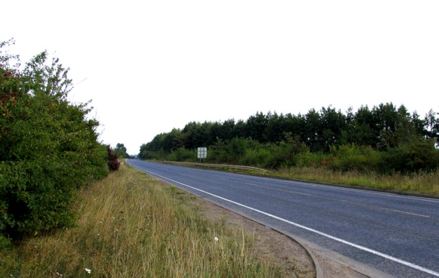 A47 eastwards