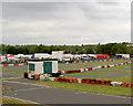 SE4003 : Go Kart circuit Wombwell. by Steve  Fareham