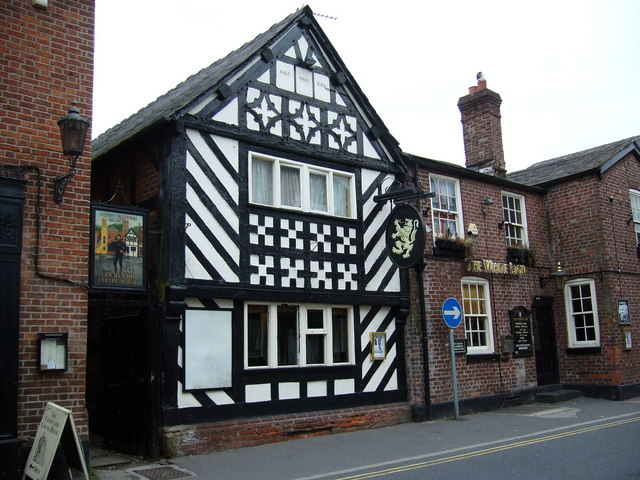 The White Lion, Knutsford