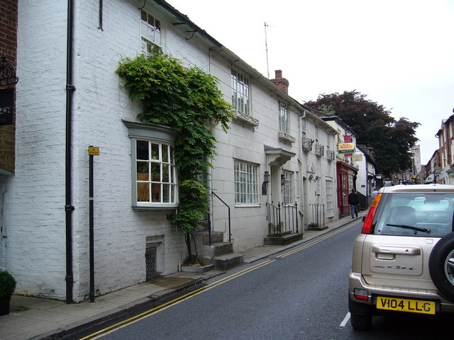 King Street, Knutsford.