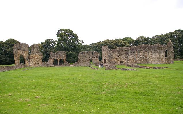 Basingwerk Abbey