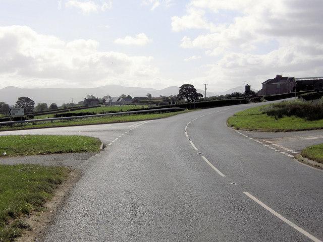 Mays Corner road (B10)