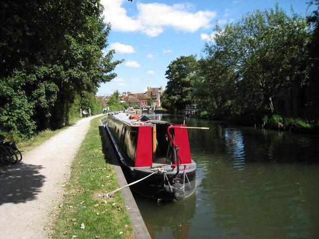 Kennet & Avon Canal, Newbury