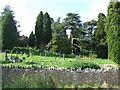ST6854 : St. Nicholas Churchyard, Radstock, Somerset by Nigel Shoosmith