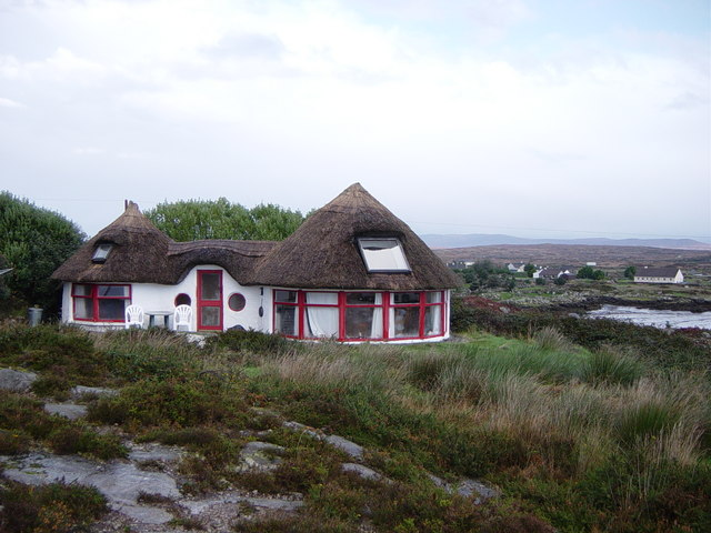 Holiday Cottage near Casla - Cladhnack Townland