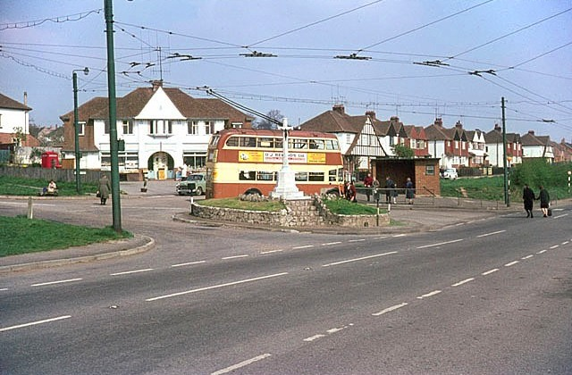 British Trolleybuses - Maidstone