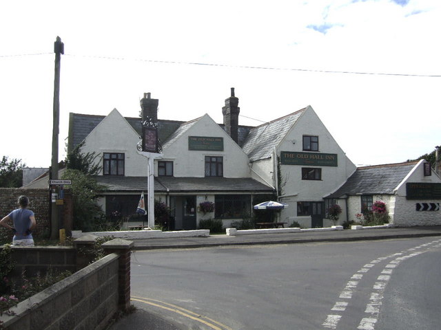 Old Hall Inn  Sea Palling  U00a9 Al Partington Cc 2 0
