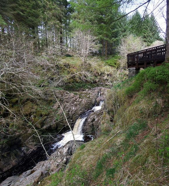 Stinchar Falls