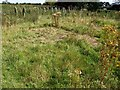 TF3264 : Site of the former Church of St Andrew, Miningsby by Dave Hitchborne