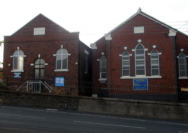 Zion Methodist Church, Norton Green