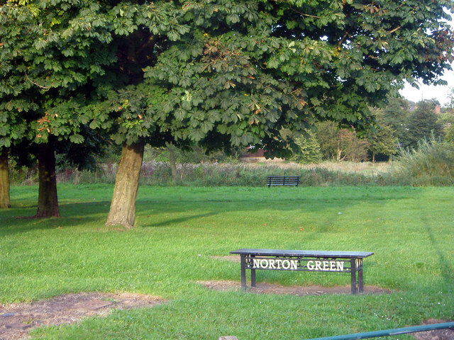 Tank Field, Norton Green