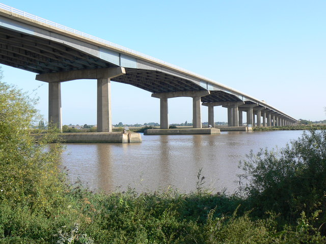 Ouse Motorway Bridge