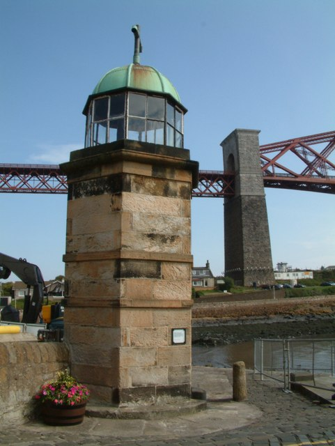 North Queensferry Light House