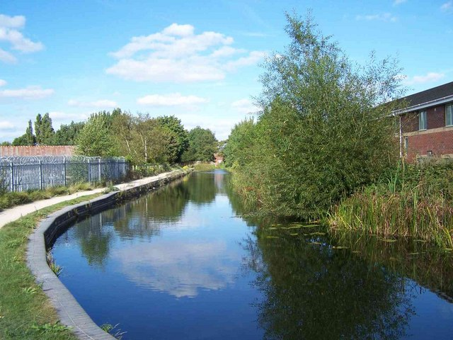 Daw End Canal, Walsall Wood