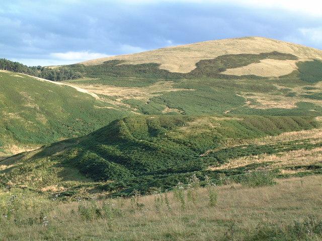 Old Fawdon Hill