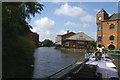 SD5705 : The Leeds & Liverpool Canal at Wigan Pier by David Long