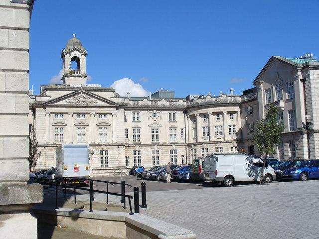 Cardiff Univ... Bing Maps