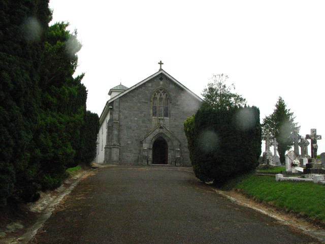 Cuffsgrange Church