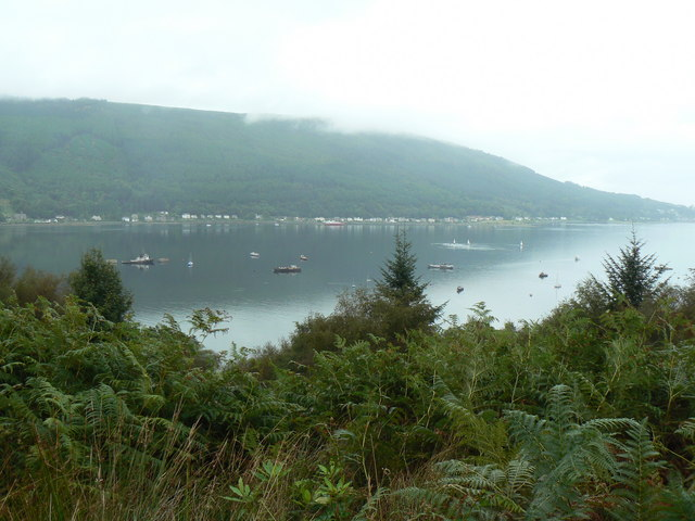 View of Holy Loch