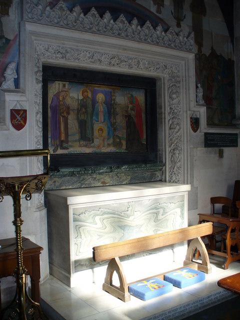 Cubitt Memorial Chapel