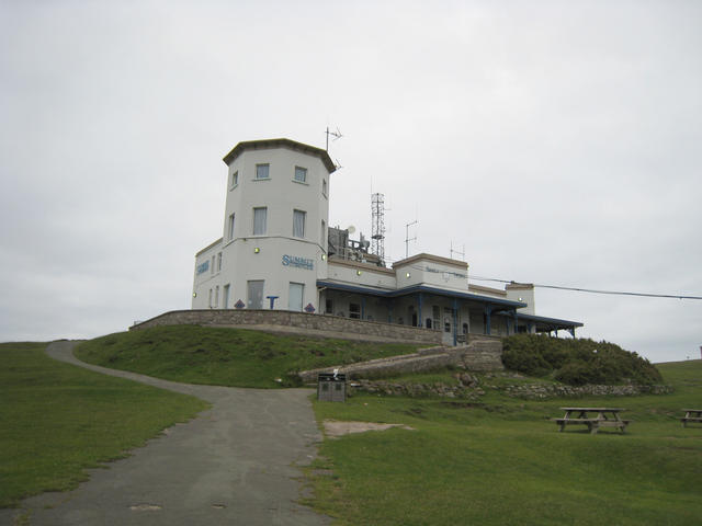 Great Orme Summit Car Park